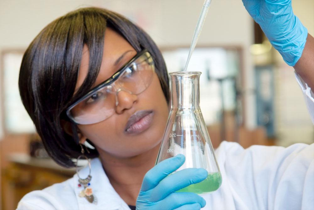 Scientist-female