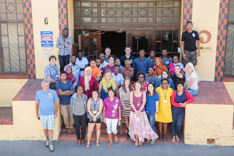 African_Women_Discrete_Mathematics_Workshop
